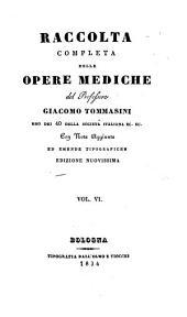 Raccolta completa delle opere mediche