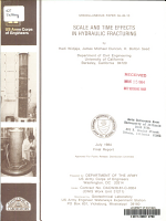 Scale and Time Effects in Hydraulic Fracturing PDF