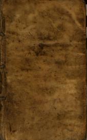 Precationes: Ex Veteribvs Orthodoxis Doctoribus. Ex Ecclesiae Hymnis & Canticis. Ex Psalmis deniq[ue] Dauidis collectae, & in certos locos digestae