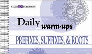 Daily Warm Ups  Prefixes  Suffixes    Roots   Level I PDF