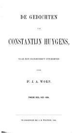 De gedichten van Constantijn Huygens: 1623-1636. Dl. 2