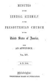 Minutes - United Presbyterian Church in the U.S.A.: Volume 14