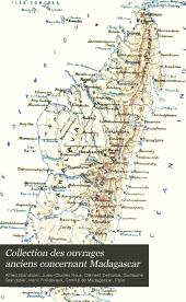 Collection des ouvrages anciens concernant Madagascar: Volumes5à6