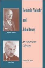 Reinhold Niebuhr and John Dewey