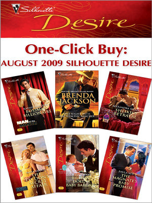 One Click Buy  August 2009 Silhouette Desire