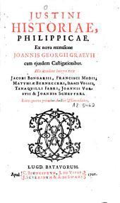 Justini historiae, Philippicae