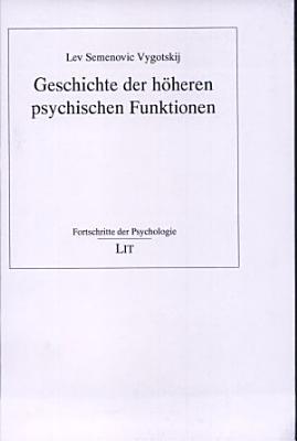 Geschichte der h  heren psychischen Funktionen PDF