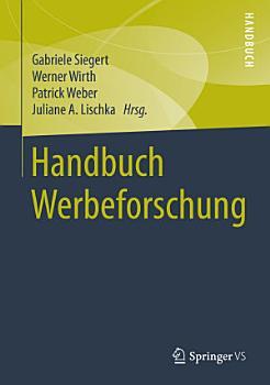 Handbuch Werbeforschung PDF