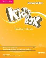 Kid's Box Starter Teacher's Book