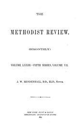 Methodist Review: Volume 73