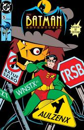 The Batman Adventures (1992-) #5