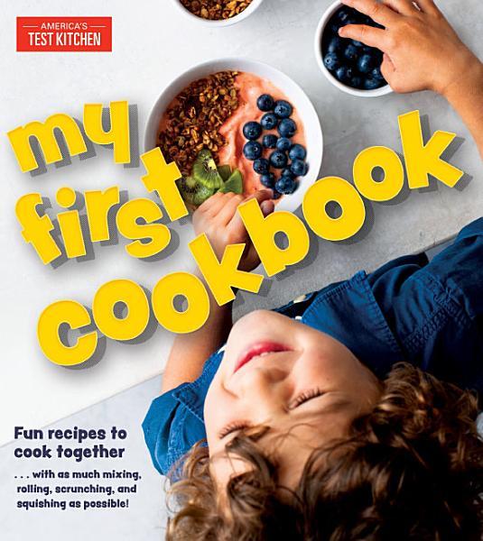 Download My First Cookbook Book