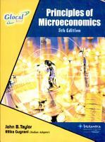 Principles Of Microeconomics  5Th Ed PDF