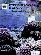 Protecting the nation's coral reefs