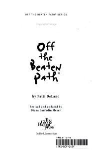 Arkansas Off the Beaten Path  5th Book