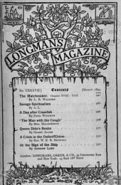 Longman's Magazine: Volume 23
