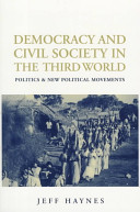 Democracy and Civil Society in the Third World PDF