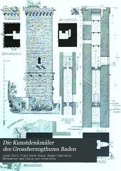 Die Kunstdenkmäler des Grossherzogthums Baden: Bd., 1. Abt. Kreis Mosbach : Wertheim