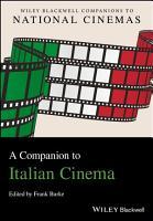 A Companion to Italian Cinema PDF