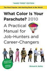 What Color Is Your Parachute  2010 PDF