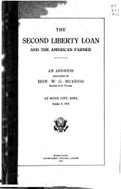 The Second Liberty Loan and the American Farmer