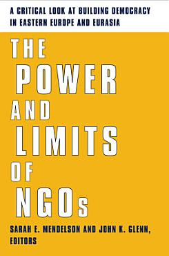 The Power and Limits of NGOs PDF