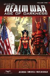 Grimm Fairy Tales Realm War Volume 1