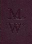 The Methodist Worship Book Book
