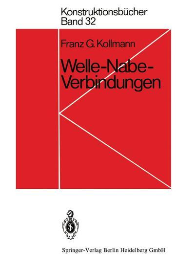 Welle Nabe Verbindungen PDF