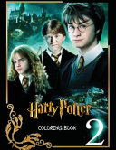Harry Potter Coloring Book 2