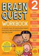 Brain Quest Workbook  Grade 2 Book