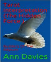 Tarot Interpretation  The Hidden Force   PDF