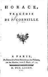 Petite bibliotheque des théatres: Chef d'œuvre de Rotrou. Chef-d'œuvre de Tristan l'Hermite