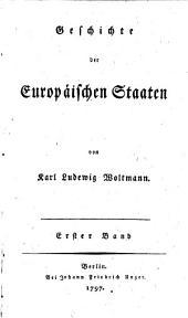 Geschichte der europäischen Staaten: Geschichte Frankreichs, Band 1