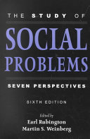 The Study of Social Problems PDF