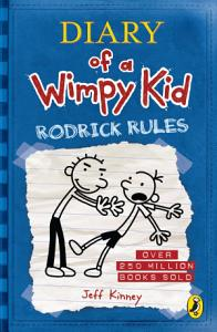 Diary of a Wimpy Kid  Rodrick Rules  Book 2  Book
