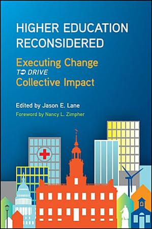 Higher Education Reconsidered PDF