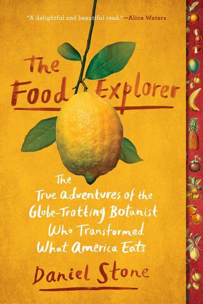 Download The Food Explorer Book