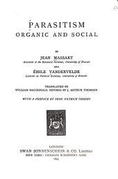 Parasitism: Organic and Social