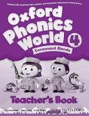 Oxford Phonics World: 4: Teacher's Book