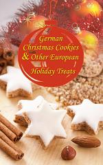Speculoos, Stollen, Marzipan Confections... German Christmas Cookies & Other European Holiday Treats