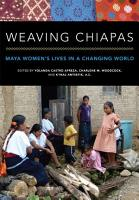 Weaving Chiapas PDF
