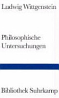 Philosophische Untersuchungen PDF