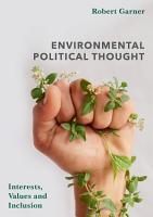 Environmental Political Thought PDF