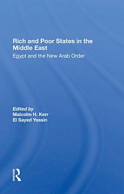 Rich And Poor States In The Middle East PDF