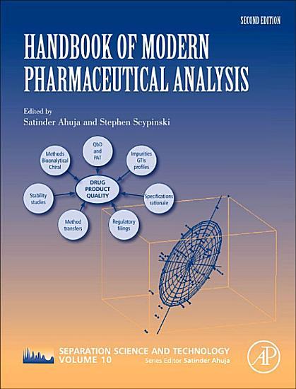 Handbook of Modern Pharmaceutical Analysis PDF
