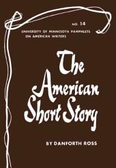 The American Short Story: Issue 14
