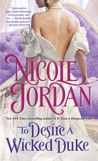 To Desire a Wicked Duke Book