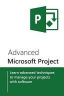 Advanced Microsoft Project