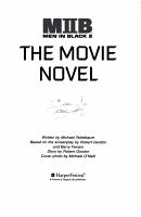 Men in Black II  The Movie Novel PDF
